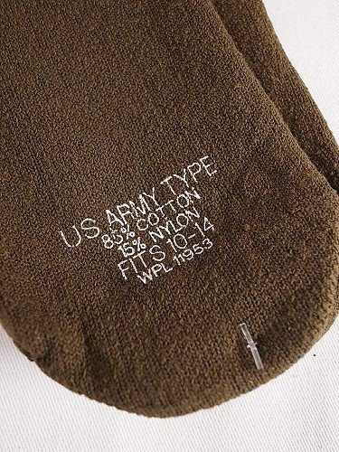 ROTHCO チューブソックス US ARMY TYPE unisex
