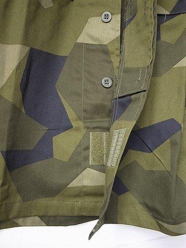 スウェーデン軍 M-90 フィールドジャケット mens