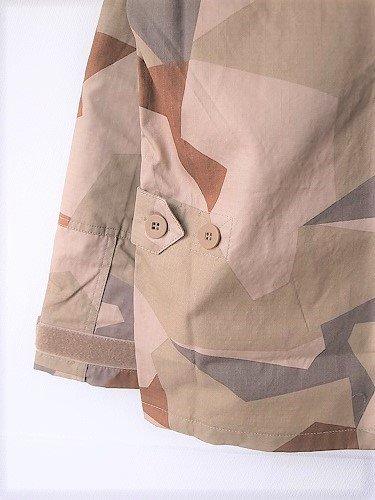 スウェーデン軍 M-90 フィールドジャケット デザートカモ mens