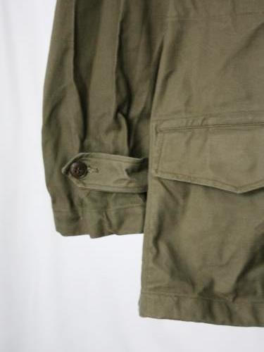 フランス軍 M-47 フィールドジャケット 前期 DEADSTOCK mens