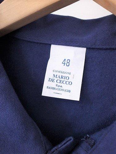 イタリア軍 モールスキンワークジャケット DEADSTOCK unisex