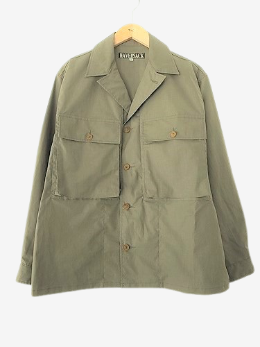HAVERSACK タイプライターシャツジャケット mens