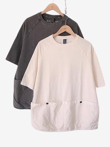 EEL products Good On × ビフポケTee unisex