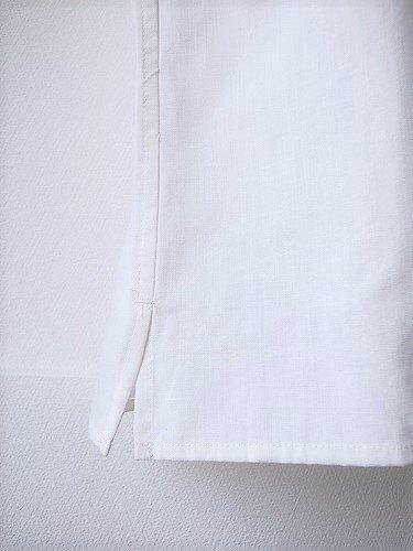EEL Products 陶器釦のシャツ S/S unisex