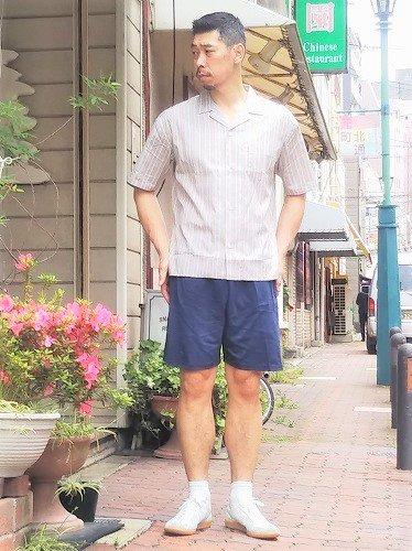 EEL Products 花火シャツ unisex