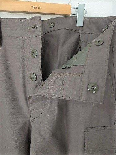ドイツ軍 ジャーマンモールスキンカーゴパンツ DEADSTOCK unisex