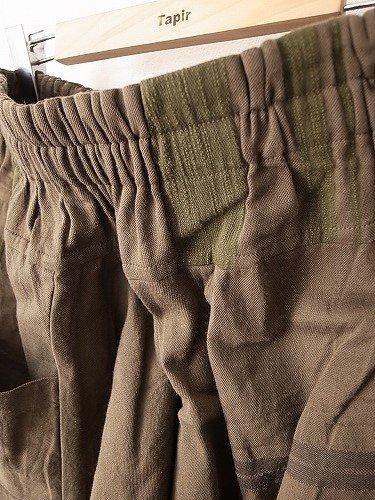 tamaki niime 玉木新雌 only one tarun pants (short) unisex
