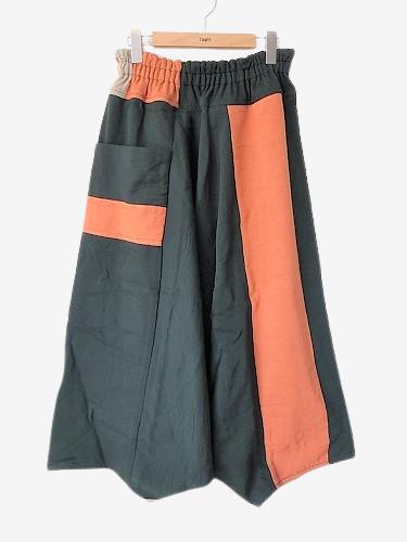 tamaki niime 玉木新雌 only one tarun pants (long) unisex