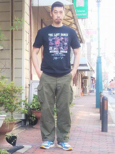 THE LAST DANCE プリントTシャツ mens