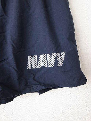 U.S.NAVY NEW BALANCE トレーニングショーツ unisex