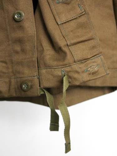 チェコ軍 ワークシャツジャケット DEADSTOCK mens