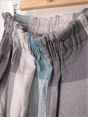 tamaki niime 玉木新雌 only one wide pants (short) unisex