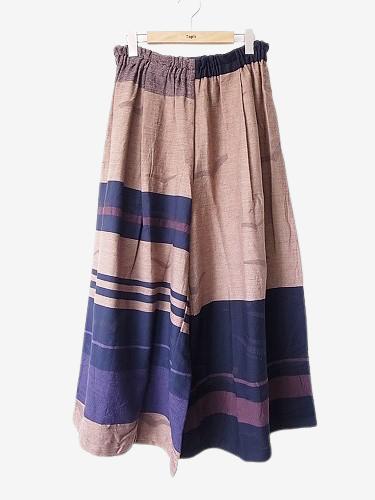 tamaki niime 玉木新雌 only one wide pants (long) unisex