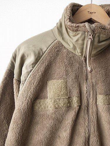 アメリカ軍 ECWCS GEN3 フリースジャケット USED COYOTE unisex