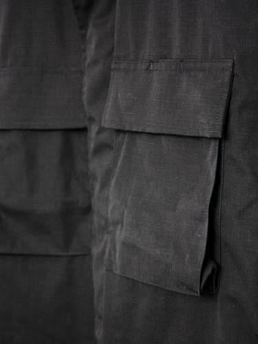 アメリカ軍 BDU JACKET BLACK357 DEADSTOCK unisex