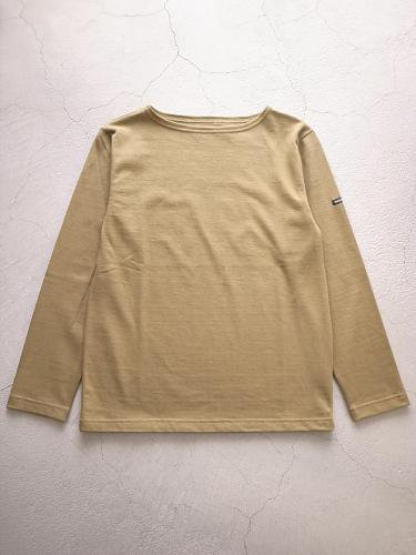 Le minor by DAILY WARDROBE INDUSTRY バスクシャツ Khaki / THURSDAY unisex