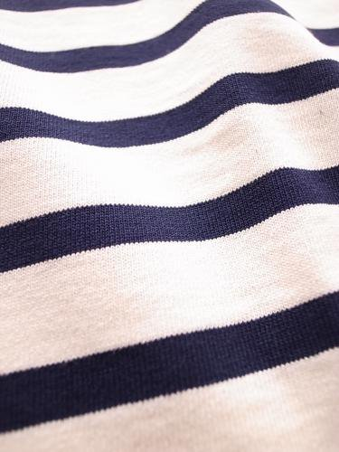 《SPECIAL PRICE》 TPR ボーダーカットソー ECRU × NAVY unisex