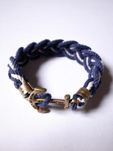 KIEL JAMES PATRICK 【TURK'S HEAD KNOT】 ロープブレスレット unisex