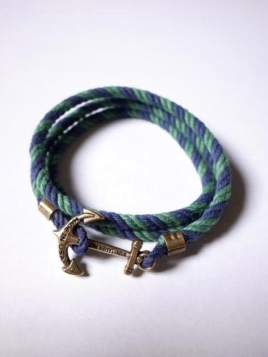 KIEL JAMES PATRICK 【LANYARD HITCH】 ロープブレスレット  unisex
