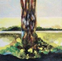 Landscaping -roadside tree-