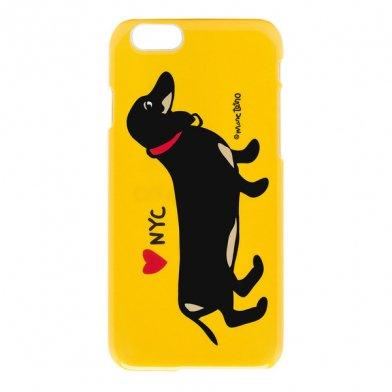 Marc Tetro ダックスフンド デザイン NYC iPhone6/6s ケース カバー 【メール便 送料無料】
