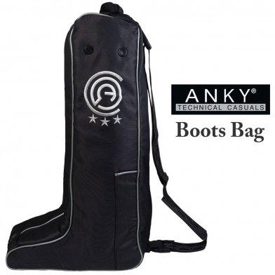 ANKY 乗馬用ブーツバッグAKBB1(ブラック)