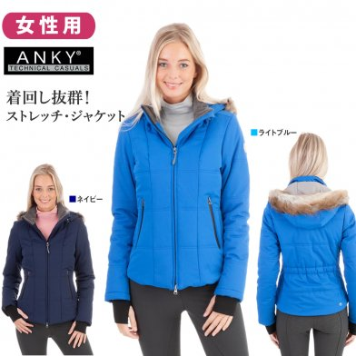 ANKY ライトウェイト・ジャケット ANJK12 防水 防風 パーカー レディース<img class='new_mark_img2' src='https://img.shop-pro.jp/img/new/icons6.gif' style='border:none;display:inline;margin:0px;padding:0px;width:auto;' />