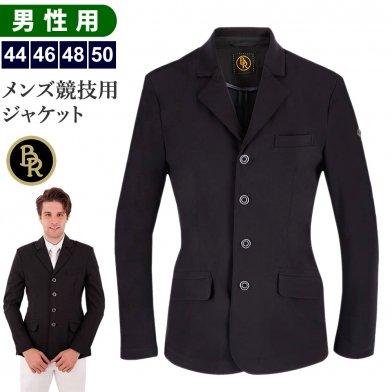BR 競技用ショージャケット BJM1 [メンズ] 男性用 じょうらん(ブラック 黒)