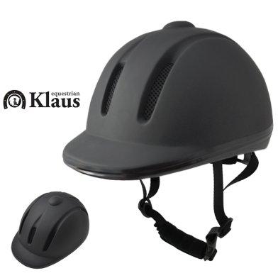 Klaus 乗馬用 Air通気ヘルメットE (サイズ調節/インナー洗濯可)