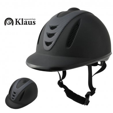 Klaus 乗馬用 Air通気ヘルメットF (サイズ調節/インナー洗濯可)