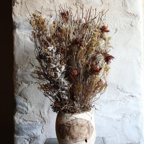 ドライフラワー アレンジメント dryflowers arrangment M size