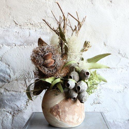 ドライフラワー アレンジメント dryflowers arrangement  S size