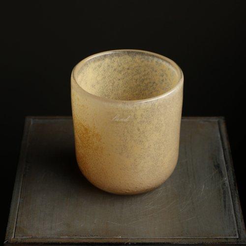 ヘンリーディーン  ガラス花器(現品)