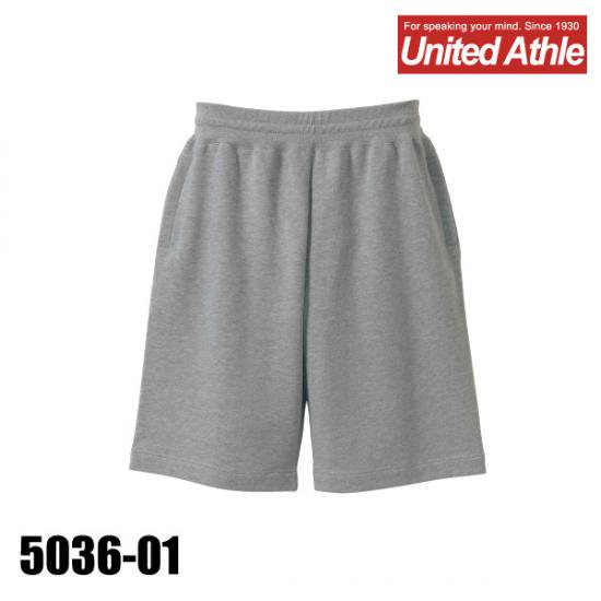 United Athle 5036-01 ・10.0オンス スウェットダンスハーフパンツ