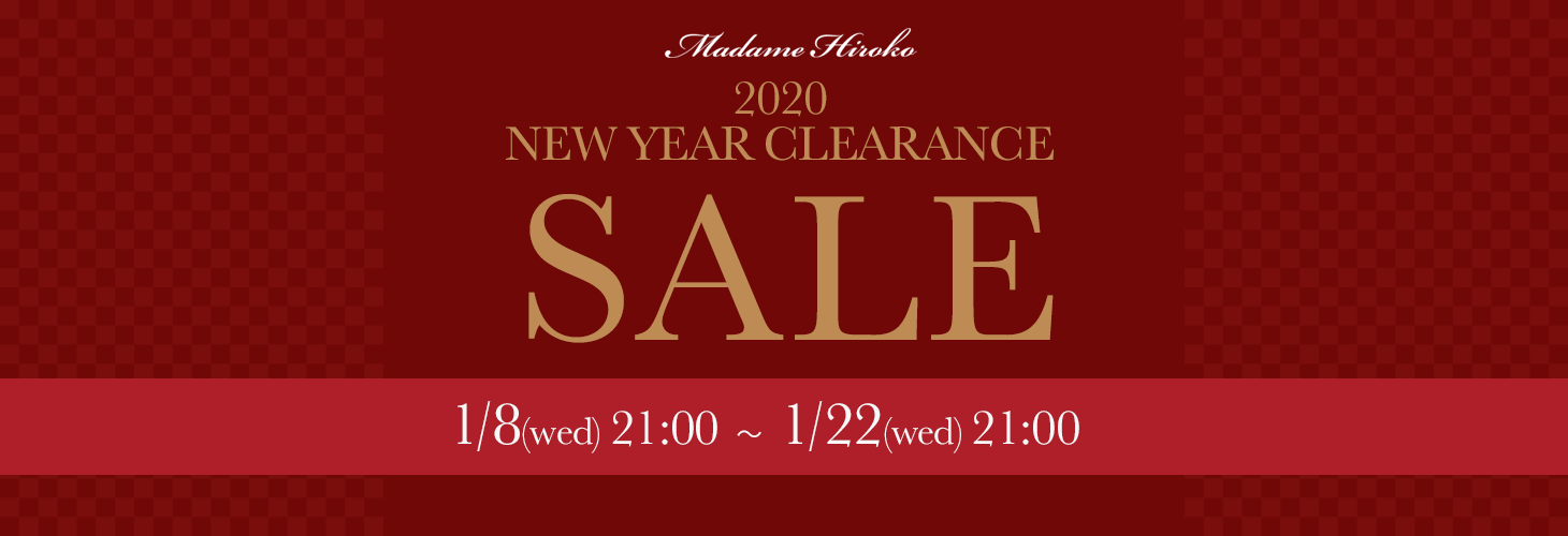 2020 NEW YEAR CLEARANCE SALE