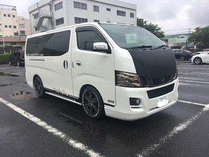 NV350     ホワイトパール     神奈川県 O様