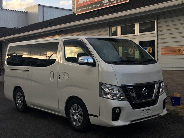 NV350      ホワイトパール     愛知県 T様