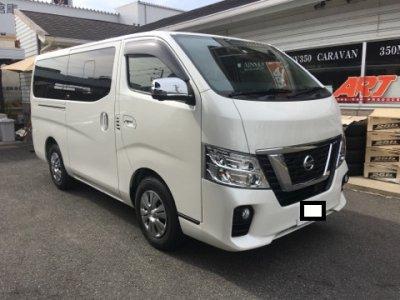 NV350    ホワイトパール    大阪府 T様