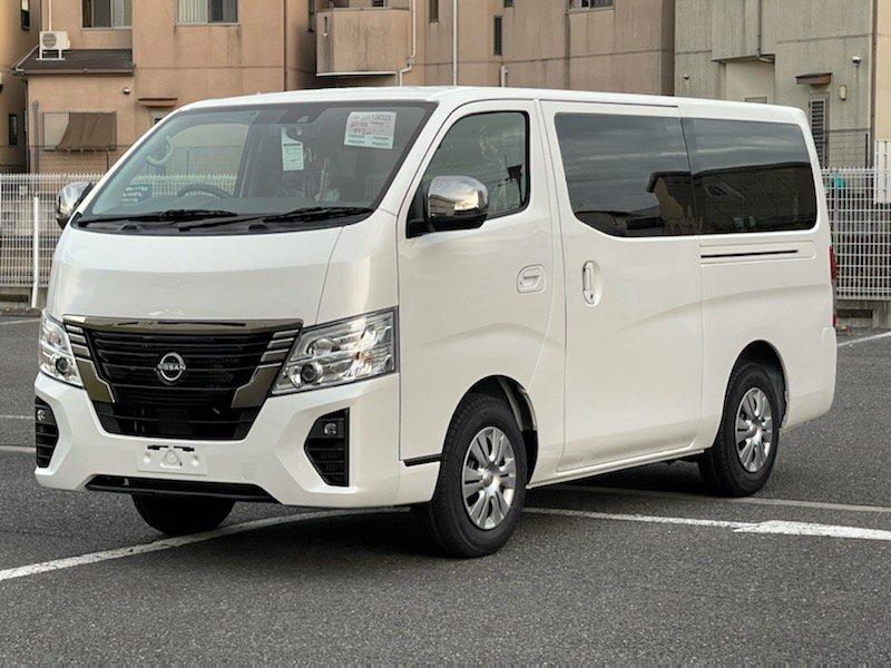 新車 NV350 2.0G プレミアムGX コンプリート