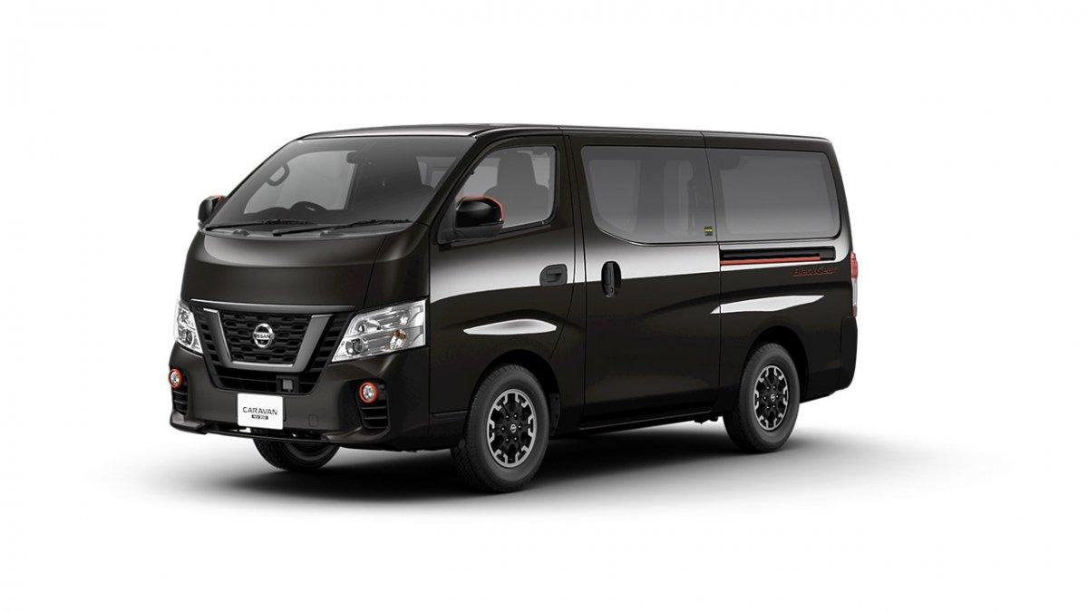 NV350 2.0G ブラックギア 新車コンプリートカー限定