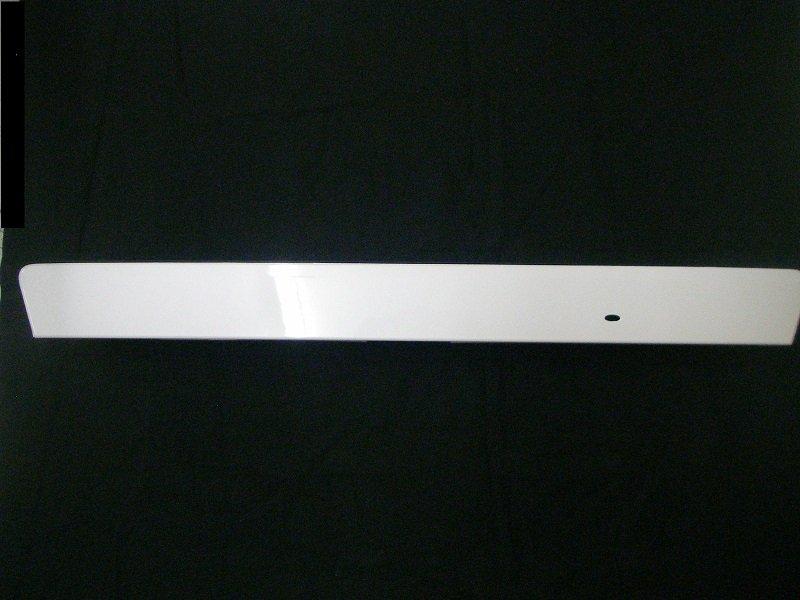 NV350 Rゲートパネル 同色ペイント施工