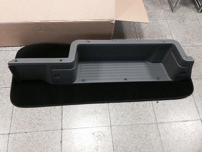 NV350 DX スライドドア ステップトリム