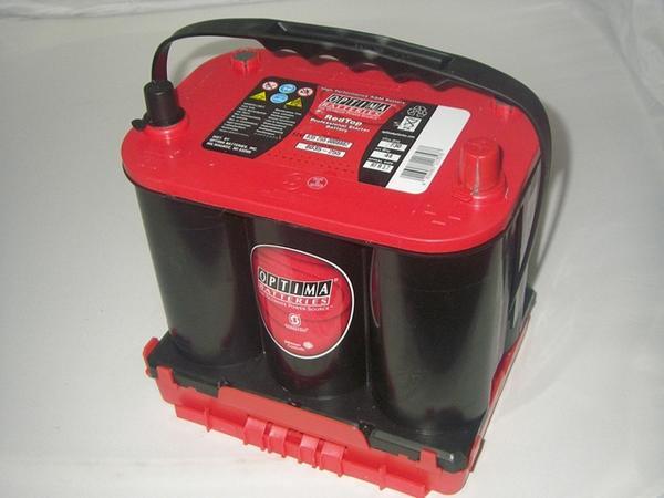 NV350 バッテリー ガソリン用 OPTIMA