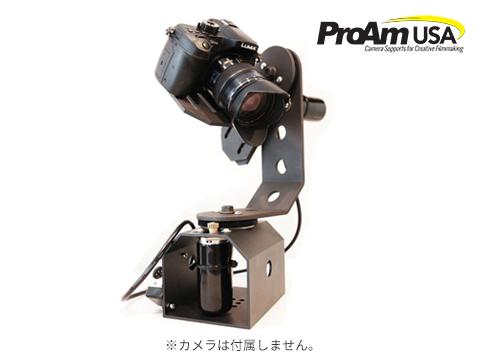 TigerTilt カメラクレーン/ジブアーム用 電動雲台 電動リモートパン/チルトヘッド 1枚目