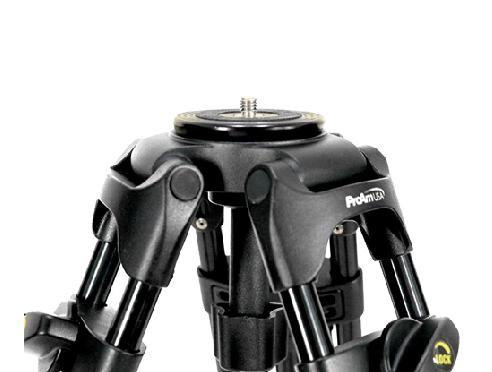 カメラクレーン/ジブアーム用三脚 プロ用 Tandem Legs 75mm ボウルマウント付 2枚目
