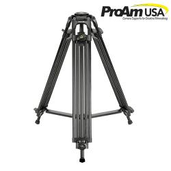 即納 【ProAm】 カメラクレーン/ジブアーム用三脚 プロ用 Tandem Legs 75mm ボウルマウント付