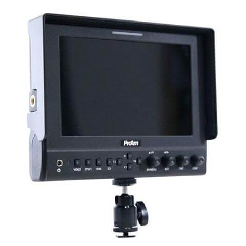 7インチ IRIS PRO HD LCD高画質モニター 2枚目
