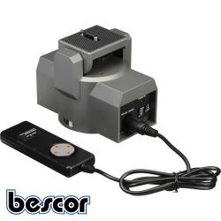即納 【Bescor】 MP-101  リモートパン/チルトヘッド 電動雲台+リモコン