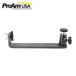 即納 【ProAm】 カメラクレーン用 LCDモニターマウントブラケッ ト & スイベルアダプター