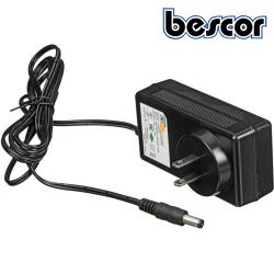 即納 【Bescor】 MPH-1 電動雲台/リモートパン・チルトヘッド用 ACアダプター